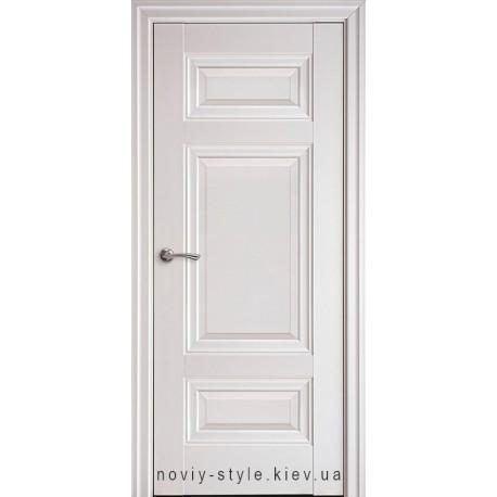 Двери Шарм Новый Стиль белый матовый (Premium) глухое