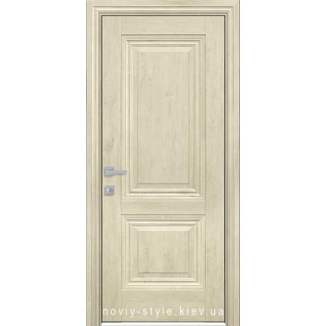 Двери Канна Новый Стиль орех гималайский (ЭкоВуд) глухое