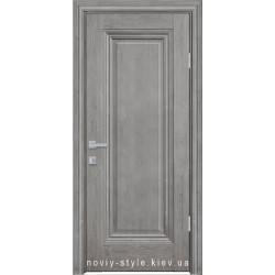 Двери Милла Новый Стиль орех скандинавский (ЭкоВуд) глухое