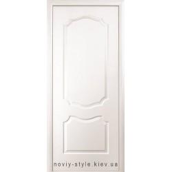 Двери Вензель Новый Стиль под покраску (грунтованное) глухое