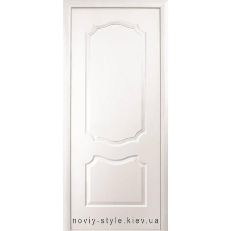 Двері Вензель Новий Стиль під фарбування (грунтоване) глухе