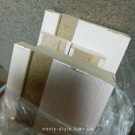Дверная коробка Новый Стиль беленый дуб