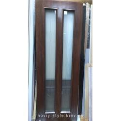 Двері Стелла 70 см каштан Новий Стиль знижка