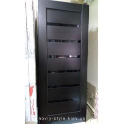 Двері Ліннея 80 см венге