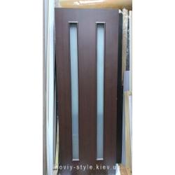 Двері Віра 70 см венге