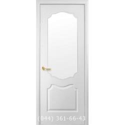 Двери Симпли V структурный с матовым стеклом