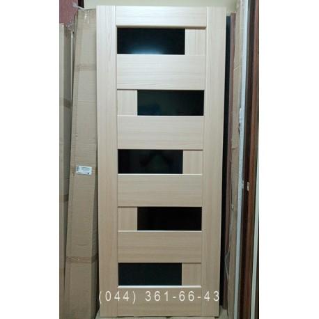Двери Пиана 80 см ясень Новый Стиль распродажа