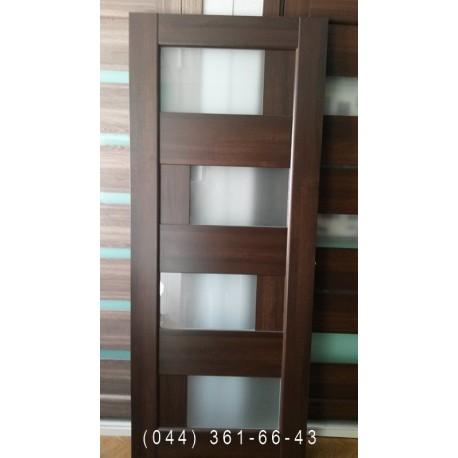 Двері Сієна 80 см каштан Новий Стиль распродажа