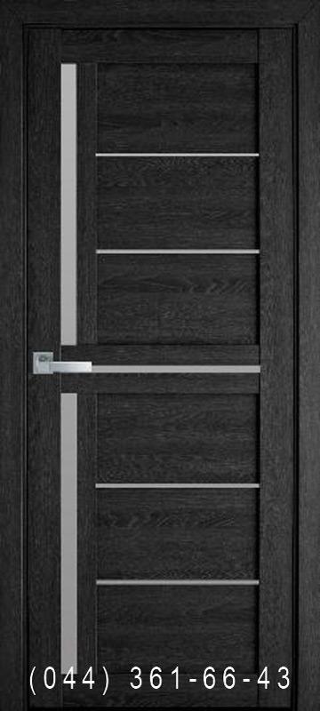 Двери Диана дуб серый