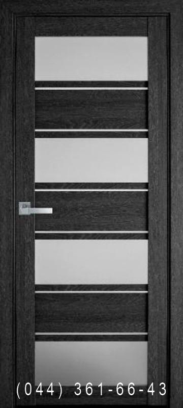 Двері Еліза дуб сірий