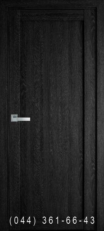 Двері Лейла дуб сірий