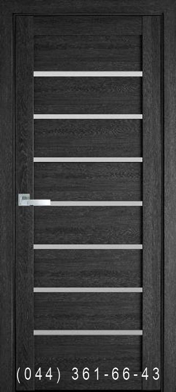 Двері Леона дуб сірий