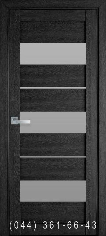 Двері Лілу дуб сірий