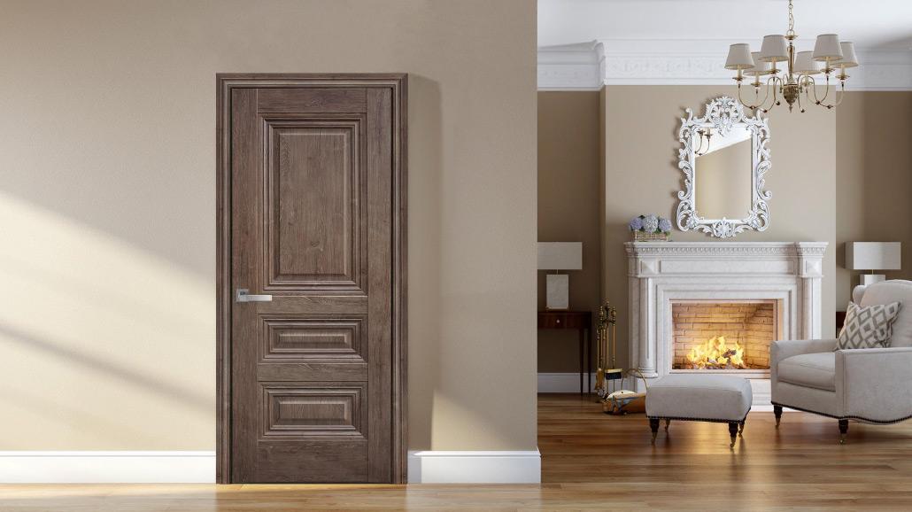 Двери Камила Новый Стиль в интерьере