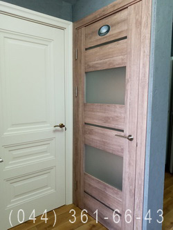 Фото дверей Аскона Новый Стиль в интерьере