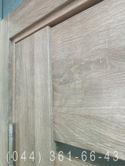 Фото дверей Аскона Новый Стиль в цвете бук шато