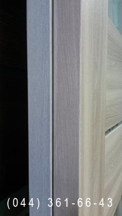 Сравнение цвета сандал и ясень патина