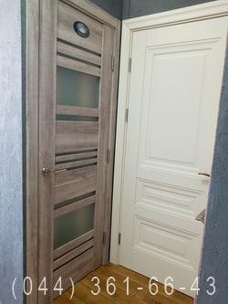 Фото дверей Ницца Новый Стиль в интерьере