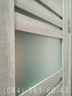 Фото дверей Ніцца в кольорі бук баварський