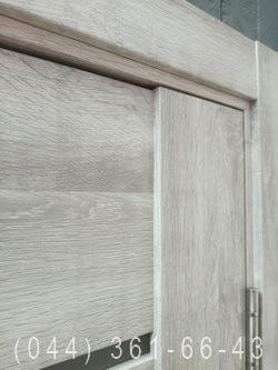 Фото дверей Ніцца Новий Стиль в кольорі бук баварський