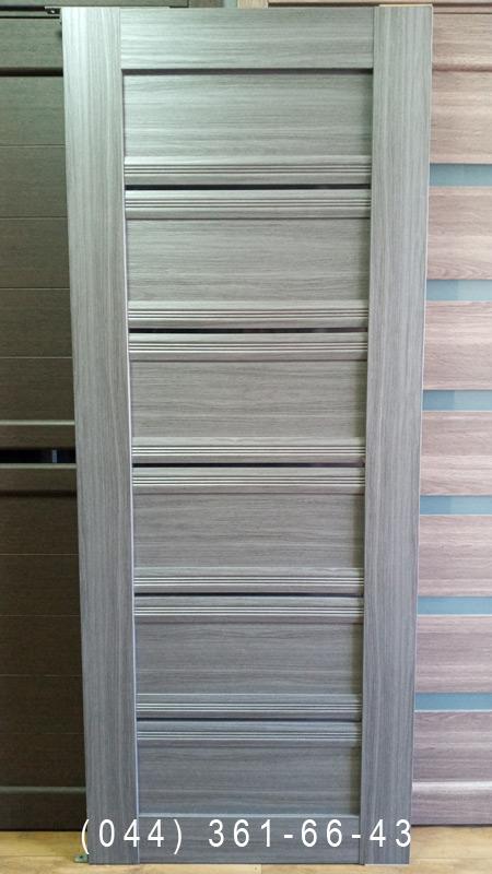 Фото дверей Виченца С1 Новый Стиль в цвете перла графит